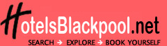 Hotels in Blackpool Logo