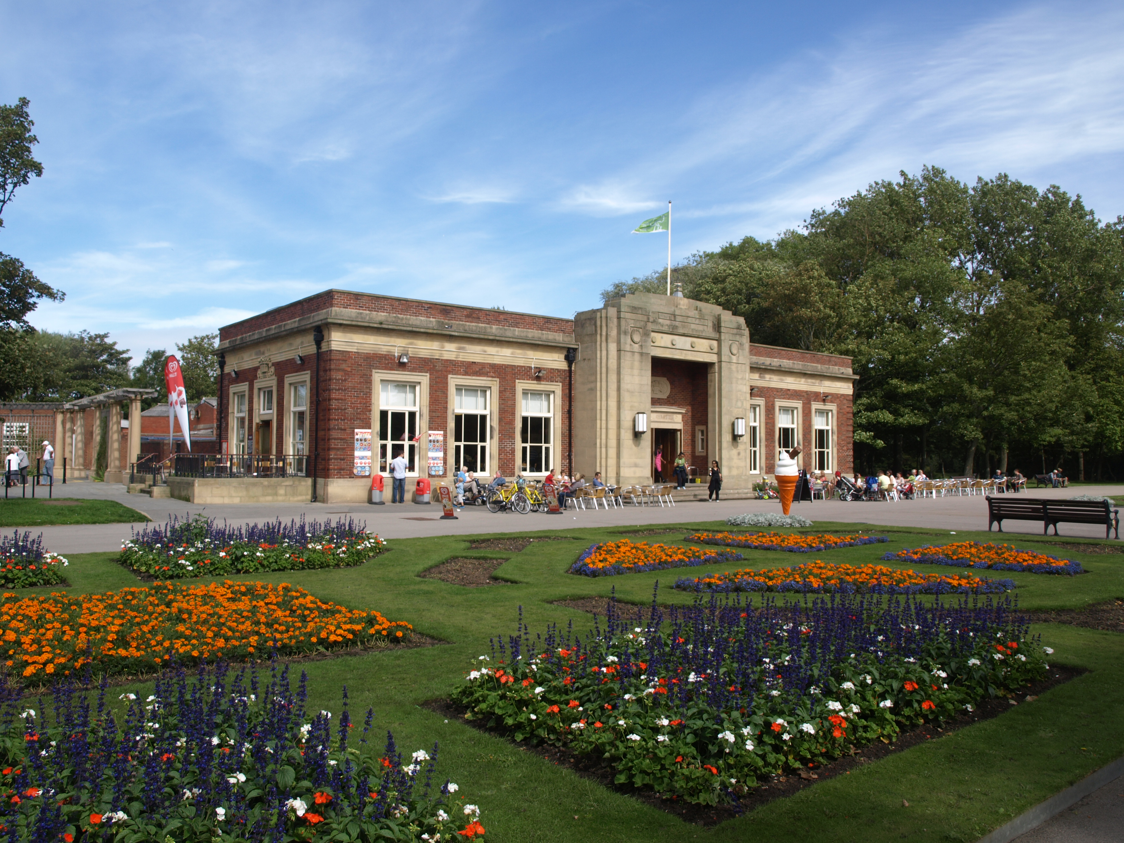 stanley park blackpool history facts and story